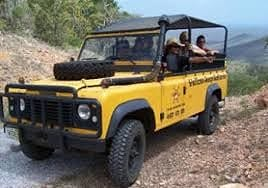 Auto huren Curaçao 4x4