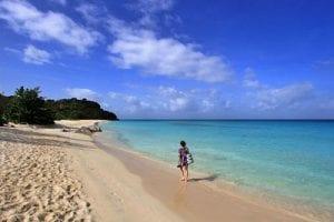 Caribische eilanden Antigua