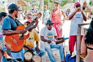 Caribische eilanden Cuba