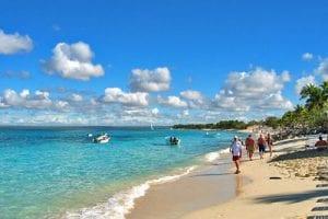 Caribische eilanden Dominicaanse Republiek