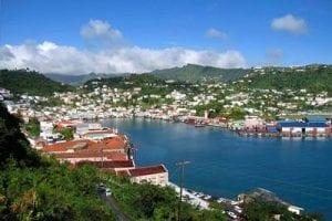 Caribische eilanden Grenada