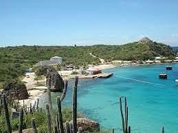 Curaçao vakantie Baya Beach