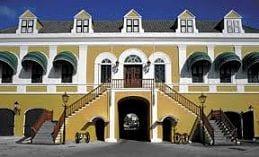 Curaçao vakantie Fort Amsterdam