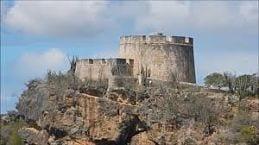 Curaçao vakantie Fort Beekenburg