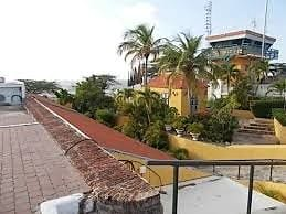 Curaçao vakantie Fort Nassau