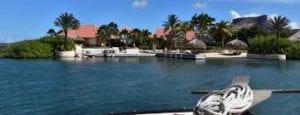 Curaçao vakantie boottocht