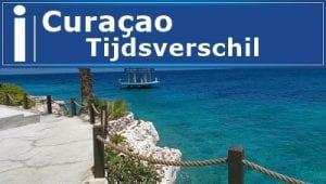 tijdsverschil Curaçao
