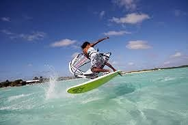 Bonaire vakantie surfen