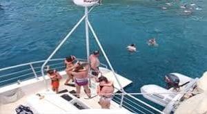 Klein Curaçao boottocht